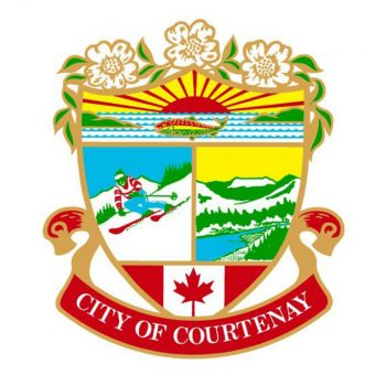 City of Courtenay Crest